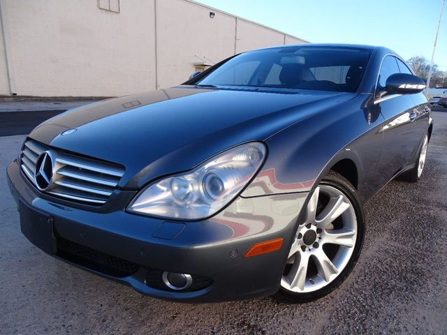 2008 Used Mercedes-Benz CLS CLS550 4dr Coupe 5 5L at One and Only Motors  Serving Doraville, GA, IID 15850816