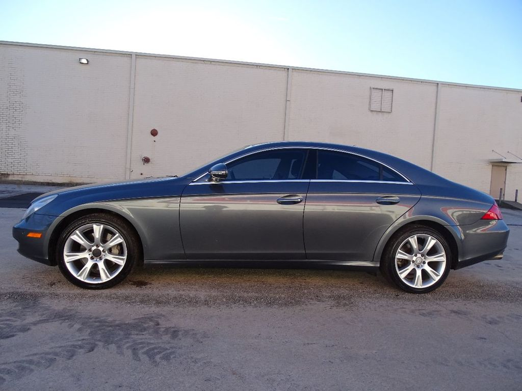 2008 used mercedes benz cls cls550 4dr coupe 5 5l at one and only motors serving doraville ga. Black Bedroom Furniture Sets. Home Design Ideas