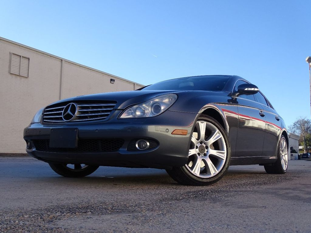 2008 Used Mercedes Benz Cls Cls550 4dr Coupe 55l At One And Only Rims 15850816 43