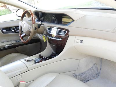 2008 Mercedes-Benz CL-Class CL550 2dr Coupe 5.5L V8 - Click to see full-size photo viewer
