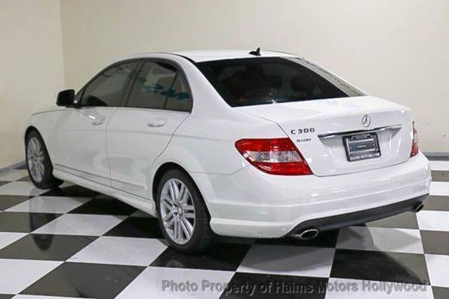 2008 used mercedes benz c class c300 4dr sdn 3 0l luxury 4matic at haims motors serving fort. Black Bedroom Furniture Sets. Home Design Ideas