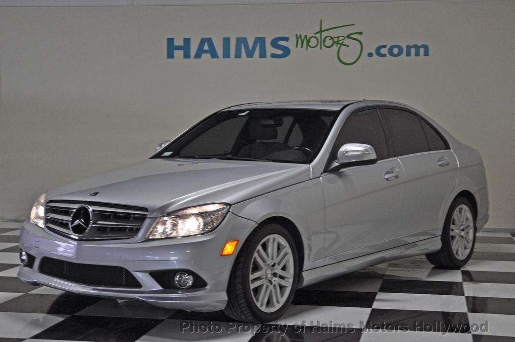2008 used mercedes benz c class c300 4dr sdn 3 0l luxury for Used 2008 mercedes benz c class