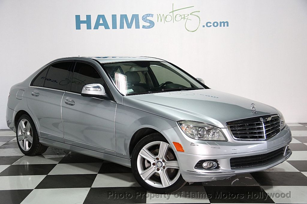 2008 used mercedes benz c class c300 4dr sedan 3 0l sport for 2008 mercedes benz c230