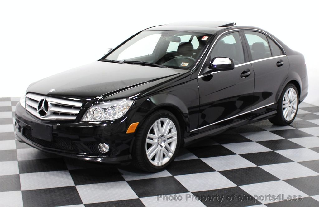 2008 used mercedes benz c class c300 4dr sedan 3 0l sport for Mercedes benz c300 coupe used