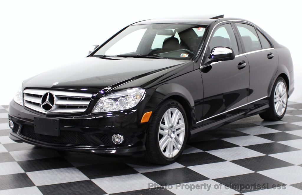 2008 used mercedes benz c class c300 4dr sedan 3 0l sport