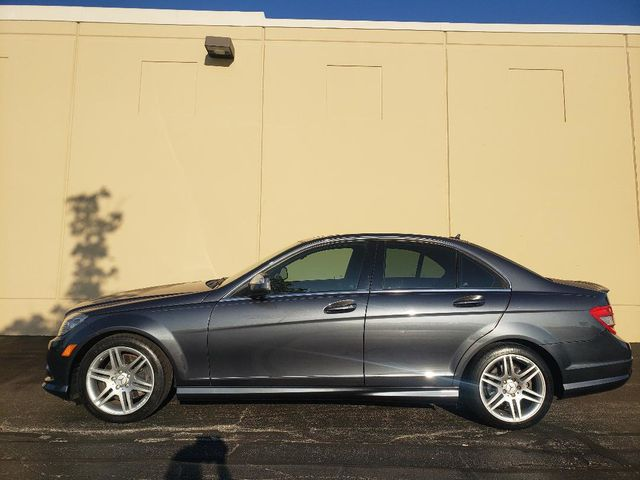 2008 Used Mercedes-Benz C-Class C350 4dr Sedan 3 5L Sport RWD at Luxury of  North America Serving Chicago,Aurora,Naperville, IL, IID 19167703
