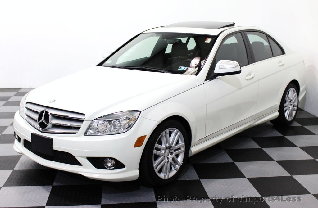 Mercedes C300 4matic >> 2008 Used Mercedes-Benz C-Class CERTIFIED C300 4Matic Sport AWD NAVIGATION at eimports4Less ...