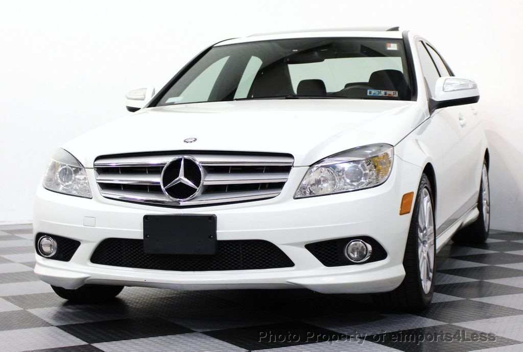 2008 used mercedes benz c class certified c300 4matic sport awd navigation at eimports4less. Black Bedroom Furniture Sets. Home Design Ideas