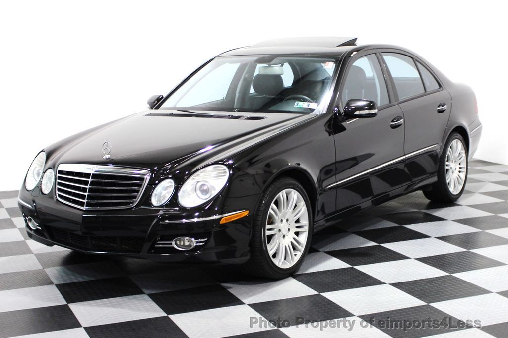 2008 used mercedes benz e class certified e350 4matic for Used mercedes benz e350 for sale