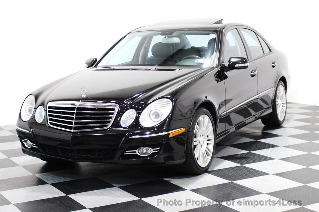 2008 used mercedes benz e class certified e350 4matic for Mercedes benz cpo
