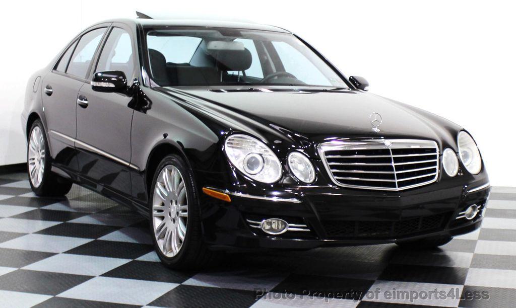 2008 used mercedes benz e class certified e350 4matic sport awd sedan navigation at. Black Bedroom Furniture Sets. Home Design Ideas