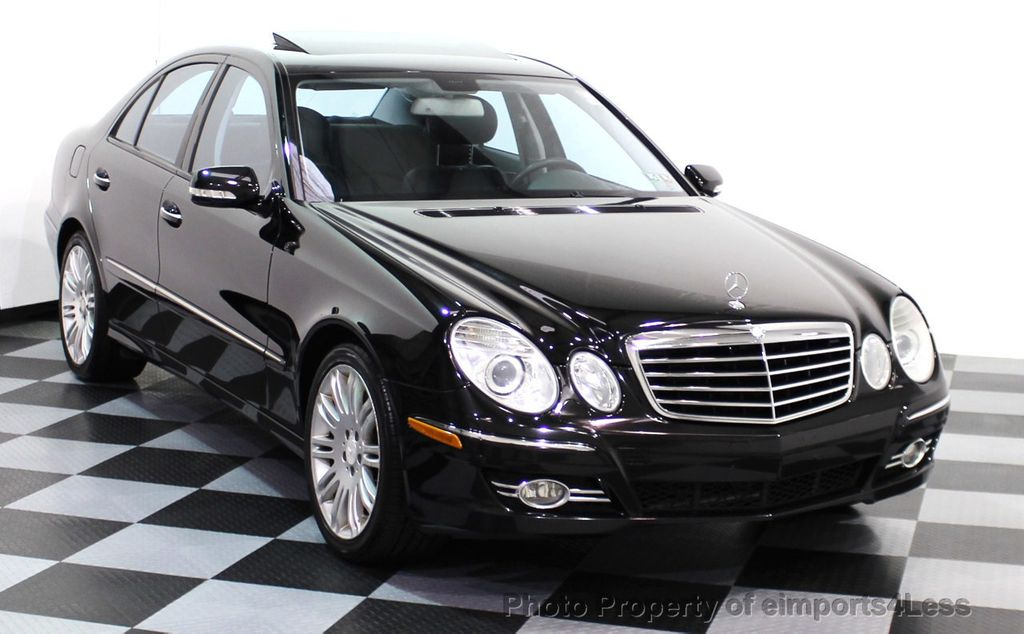 2008 used mercedes benz e class certified e350 4matic for Mercedes benz e 350 2008