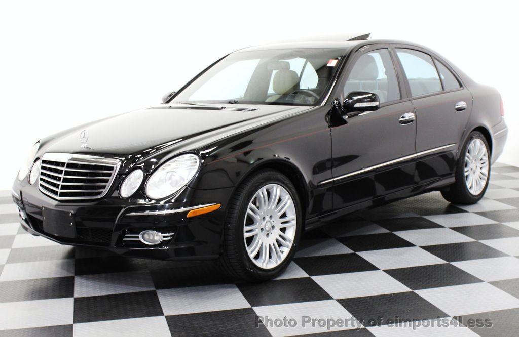 2008 Mercedes Benz E Cl Certified E550 4matic Awd V8 Sport Sedan Navigation