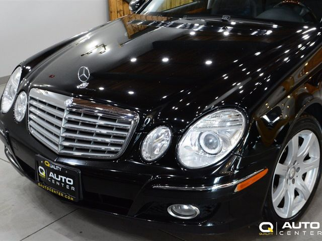 2008 Used Mercedes-Benz E-Class E350 4dr Sedan Sport 3 5L 4MATIC at Quality  Auto Center Serving Seattle, Lynnwood, and Everett, WA, IID 18919763
