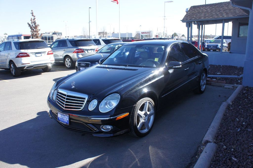 2008 Mercedes-Benz E-Class E350 4dr Sedan Sport 3.5L 4MATIC - 18614537 - 1