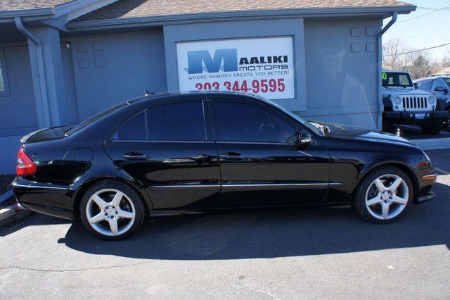 2008 Used Mercedes-Benz E-Class E350 4dr Sedan Sport 3 5L 4MATIC at Maaliki  Motors Serving Aurora, Denver, CO, IID 18614537