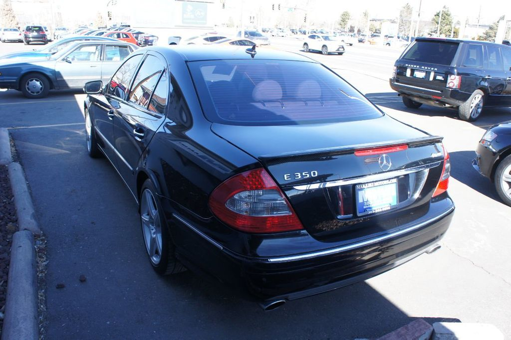 2008 Mercedes-Benz E-Class E350 4dr Sedan Sport 3.5L 4MATIC - 18614537 - 5