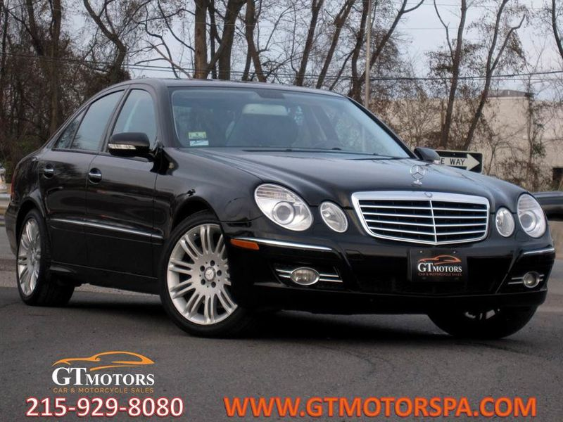 2008 Mercedes-Benz E-Class E350 4dr Sedan Sport 3.5L 4MATIC - 19558311 - 0
