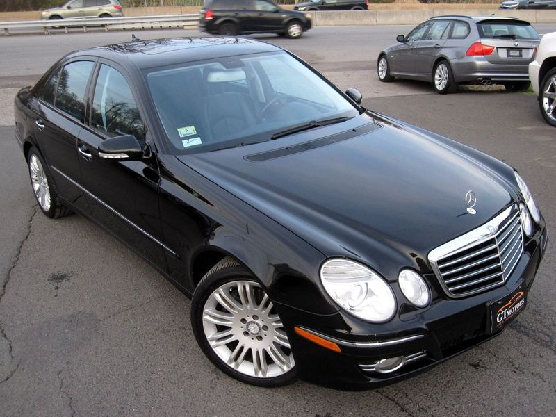 2008 Mercedes-Benz E-Class E350 4dr Sedan Sport 3.5L 4MATIC - 19558311 - 1