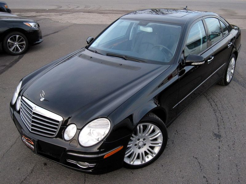 2008 Mercedes-Benz E-Class E350 4dr Sedan Sport 3.5L 4MATIC - 19558311 - 3
