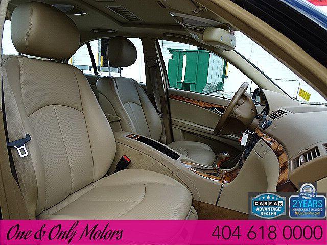 2008 Mercedes-Benz E-Class E350 4dr Sedan Sport 3 5L RWD Sedan for Sale  Atlanta, GA - $5,999 - Motorcar com