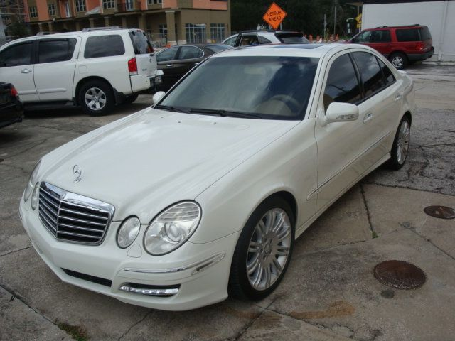 2008 Mercedes-Benz E-Class E350 4dr Sedan Sport 3.5L RWD