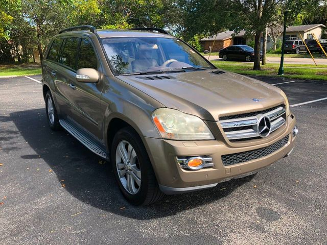 2008 Mercedes-Benz GL-Class GL320 4MATIC 4dr 3.0L CDI - Click to see full-size photo viewer