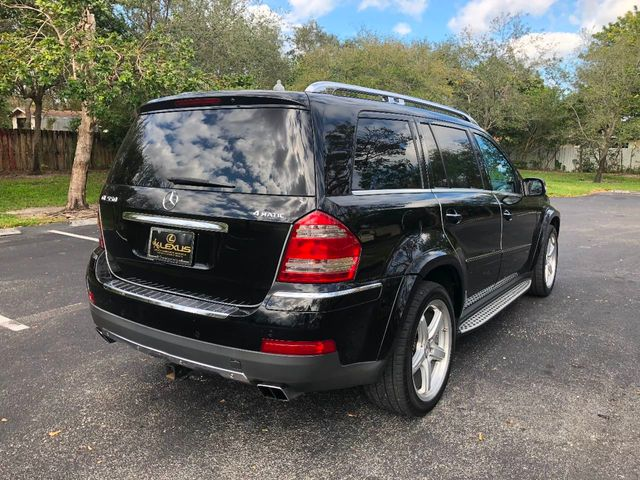 2008 Mercedes-Benz GL-Class GL550 4MATIC 4dr 5.5L - Click to see full-size photo viewer