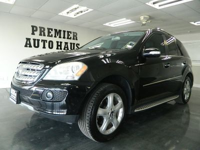 2008 Mercedes-Benz M-Class 2008 MERCEDES BENZ ML 350 4MATIC AWD SUV - Click to see full-size photo viewer