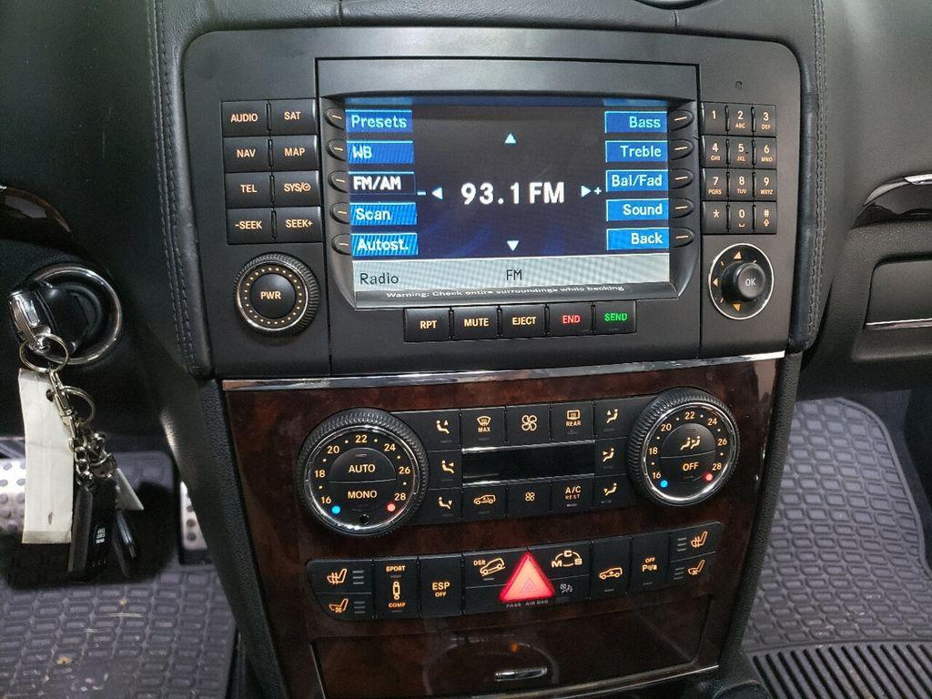 2008 Mercedes-Benz M-Class 4MATIC 4dr 6.3L AMG - 18602976 - 9