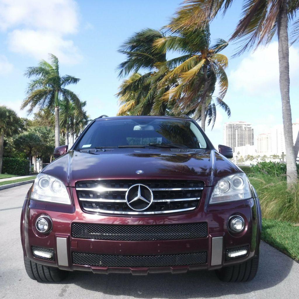 2008 Mercedes-Benz M-Class 4MATIC 4dr 6.3L AMG - 18602976 - 10