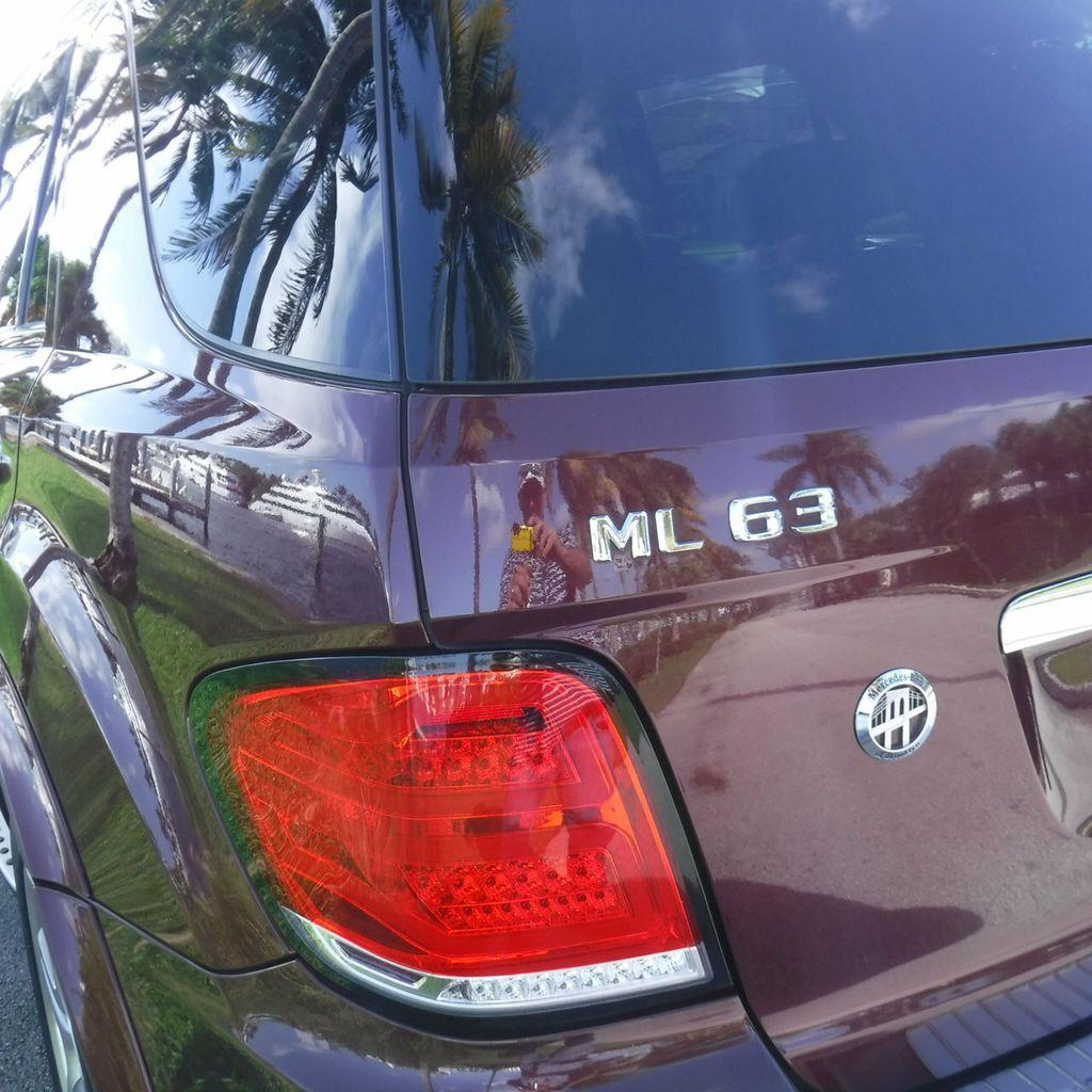 2008 Mercedes-Benz M-Class 4MATIC 4dr 6.3L AMG - 18602976 - 11