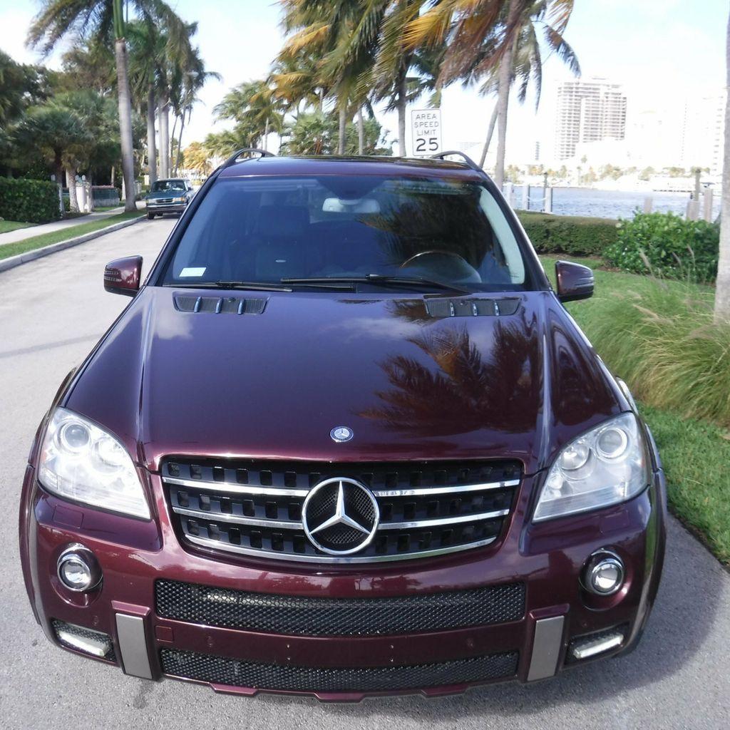 2008 Mercedes-Benz M-Class 4MATIC 4dr 6.3L AMG - 18602976 - 34