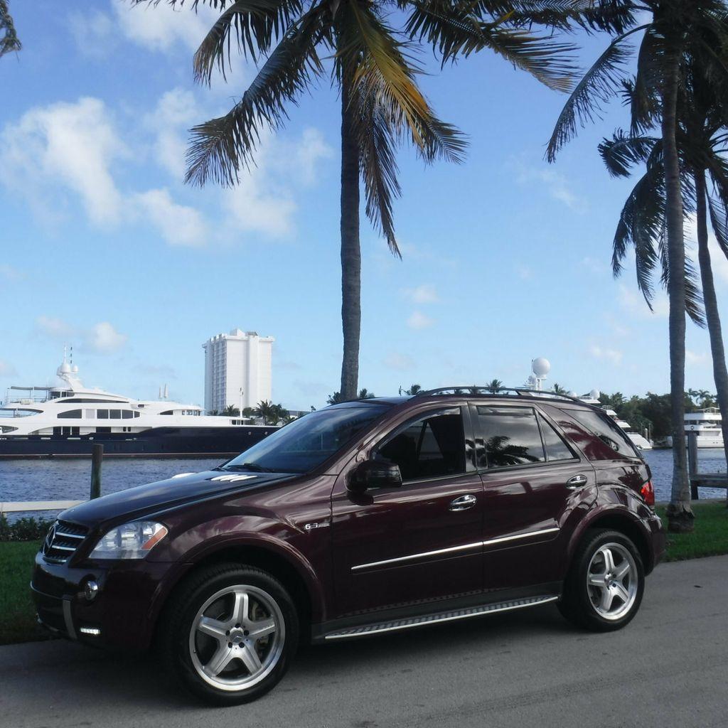 2008 Mercedes-Benz M-Class 4MATIC 4dr 6.3L AMG - 18602976 - 42