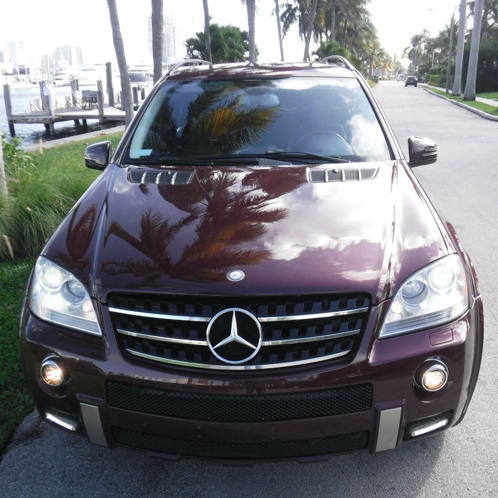 2008 Mercedes-Benz M-Class 4MATIC 4dr 6.3L AMG - 18602976 - 45