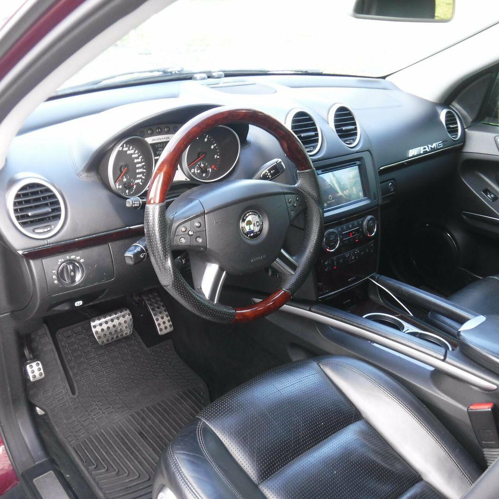 2008 Mercedes-Benz M-Class 4MATIC 4dr 6.3L AMG - 18602976 - 48