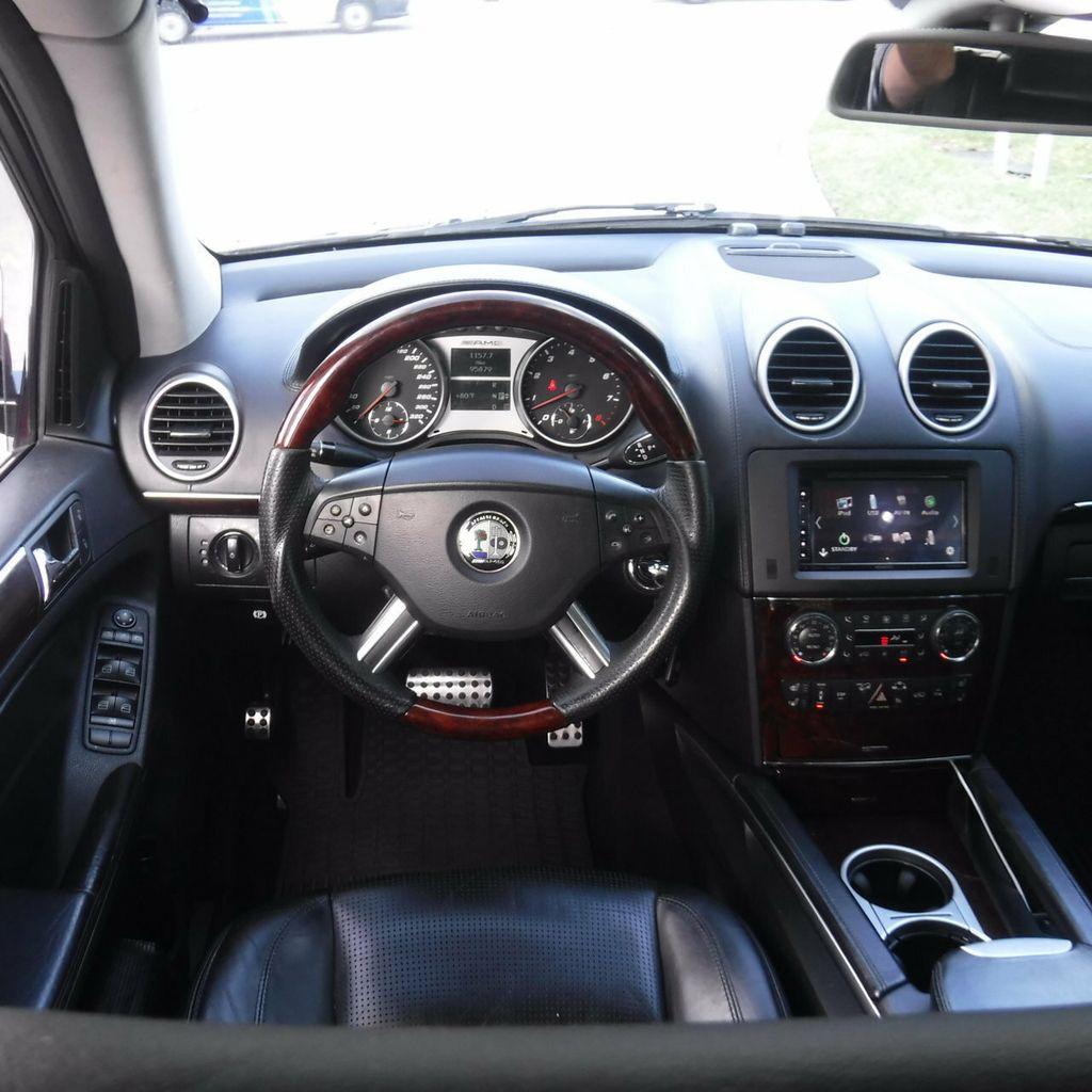 2008 Mercedes-Benz M-Class 4MATIC 4dr 6.3L AMG - 18602976 - 52