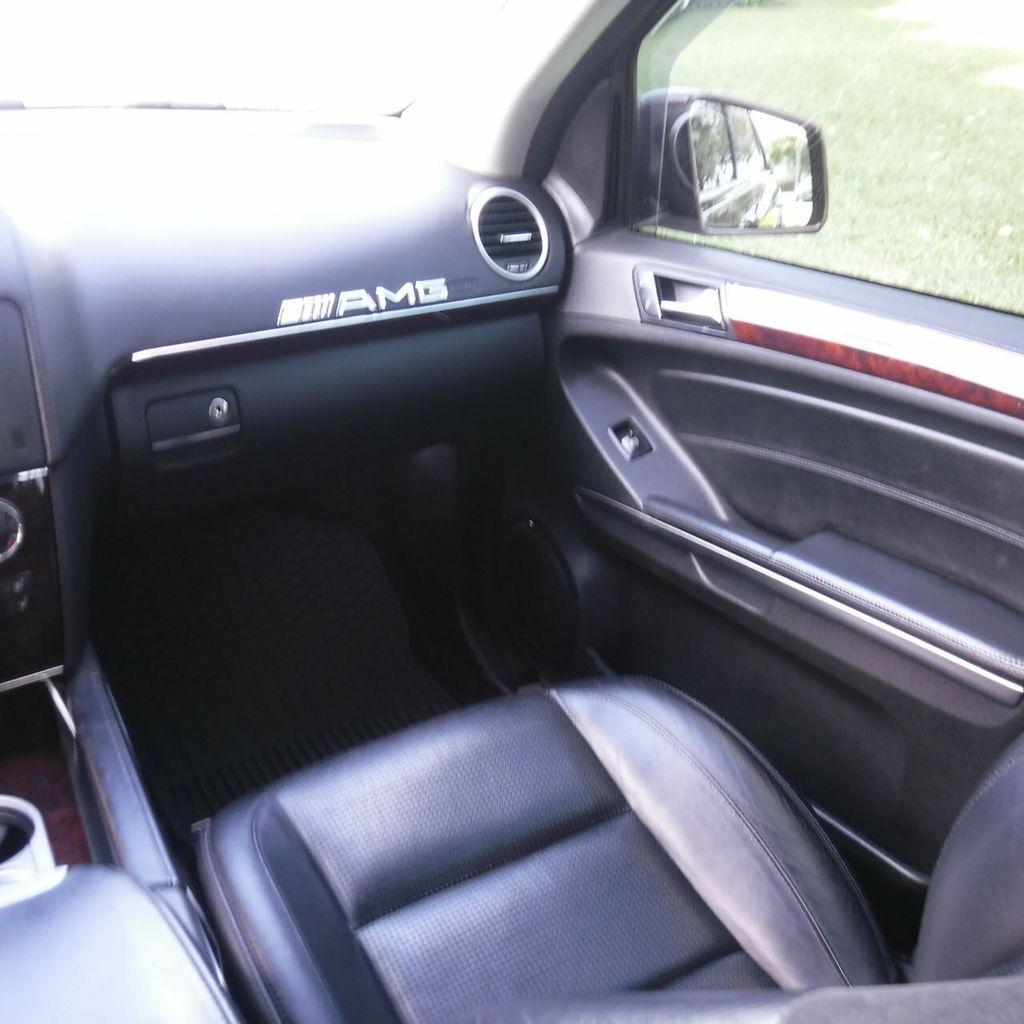 2008 Mercedes-Benz M-Class 4MATIC 4dr 6.3L AMG - 18602976 - 53
