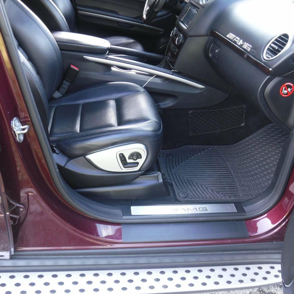 2008 Mercedes-Benz M-Class 4MATIC 4dr 6.3L AMG - 18602976 - 64