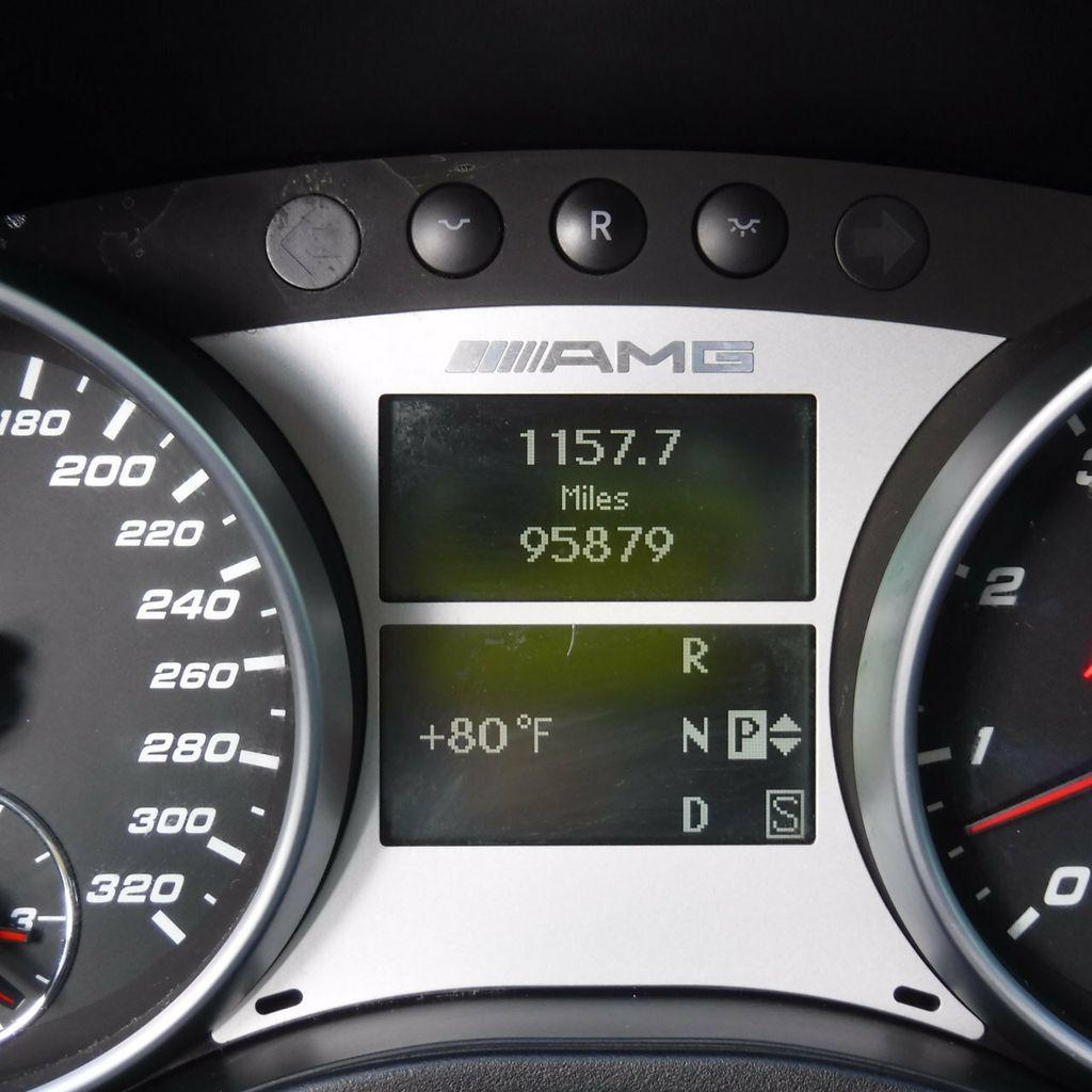 2008 Mercedes-Benz M-Class 4MATIC 4dr 6.3L AMG - 18602976 - 77