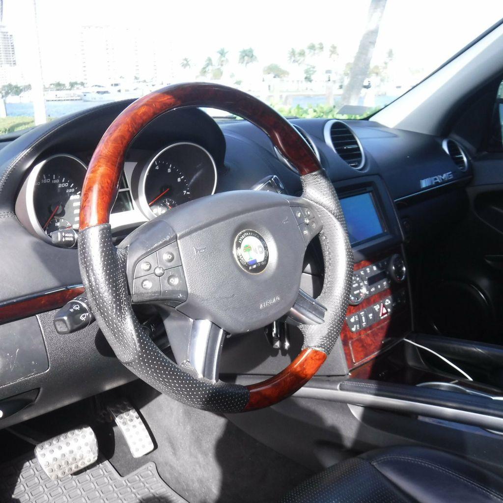 2008 Mercedes-Benz M-Class 4MATIC 4dr 6.3L AMG - 18602976 - 7