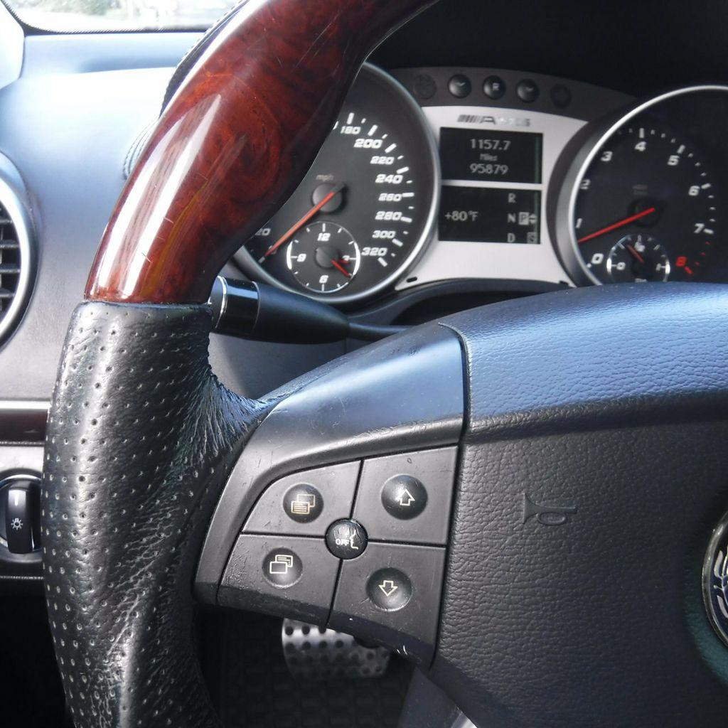 2008 Mercedes-Benz M-Class 4MATIC 4dr 6.3L AMG - 18602976 - 82