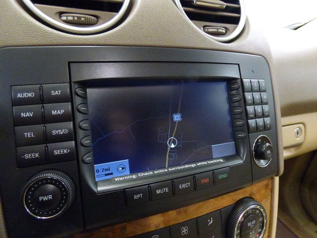 2008 Used Mercedes-Benz M-Class ML350 4MATIC 4dr 3 5L at Luxury