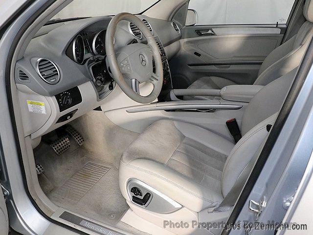2008 Mercedes-Benz M-Class ML550 4MATIC 4dr 5.5L - 18238220 - 9