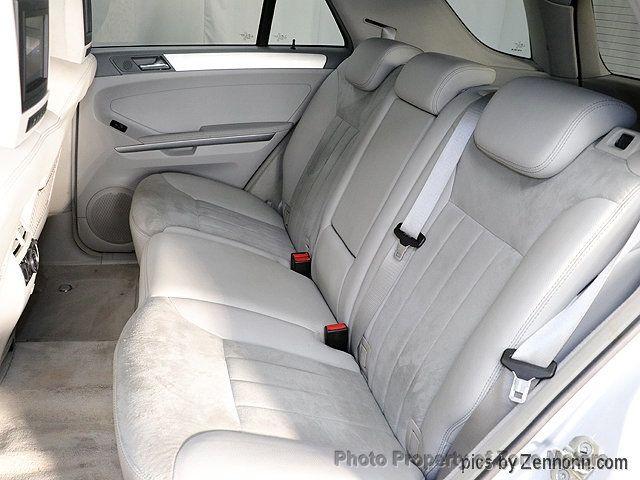 2008 Mercedes-Benz M-Class ML550 4MATIC 4dr 5.5L - 18238220 - 10