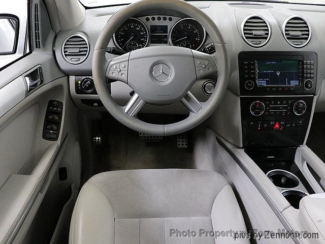 2008 Mercedes-Benz M-Class ML550 4MATIC 4dr 5.5L - 18238220 - 13