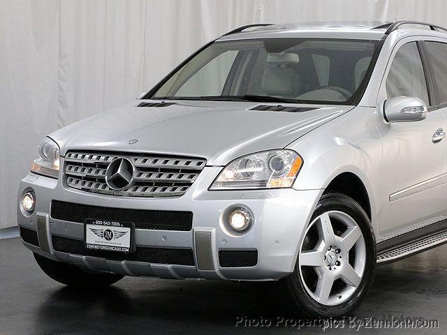 2008 Mercedes-Benz M-Class ML550 4MATIC 4dr 5.5L - 18238220 - 1