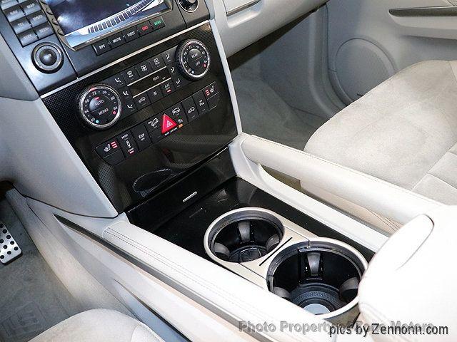 2008 Mercedes-Benz M-Class ML550 4MATIC 4dr 5.5L - 18238220 - 19
