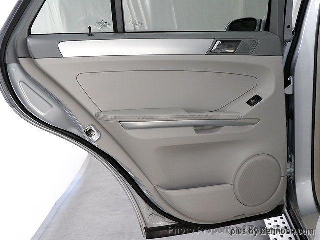 2008 Mercedes-Benz M-Class ML550 4MATIC 4dr 5.5L - 18238220 - 24