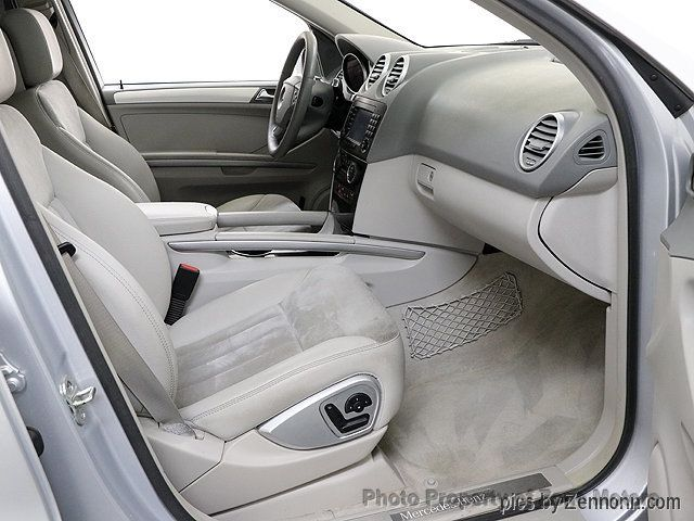 2008 Mercedes-Benz M-Class ML550 4MATIC 4dr 5.5L - 18238220 - 33